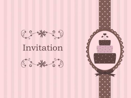 Fødselsdagsinvitationer